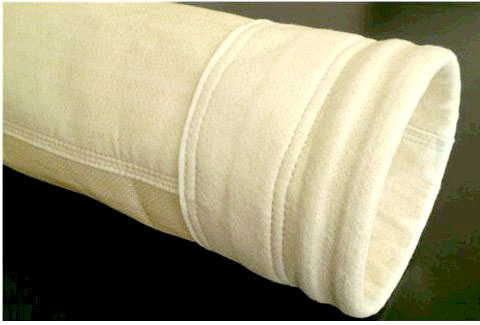 Aramid dust filter bag