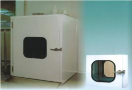 SCD Pass box